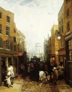 Buckingham Street, Strand, London