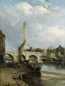 Old Kew Bridge, London