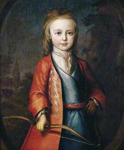 Sir Jacob Acworth (d.1749), as a Boy