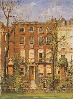 Number 15, Cheyne Walk, Chelsea, London
