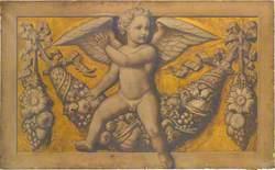 Angel with Cornucopia