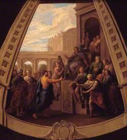Saint Paul Before Sergius Paulus