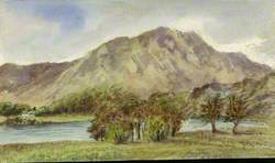Loch Achray with Ben Venue