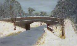 Winter at Bantaskine Bridge