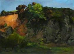 The Quarry, Evening Light