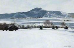 West Lomond, Snow