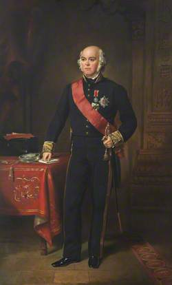 James Bruce (1811–1863), 8th Earl of Elgin and 12th Earl of Kincardine, Governor General of India, Lord Lieutenant of Fife