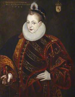 James VI and I (1566–1625), as a Youth
