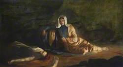 Rizpah, Concubine of King Saul