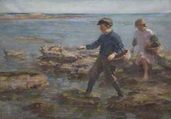 Children on the Shore