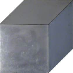 Grey and Aluminium (Oil and Aluminium II)