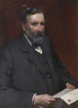 Walter Alison, the Artist's Father