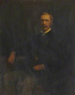 Michael Beveridge (d.1890), Provost of Kirkcaldy