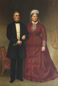 Mr and Mrs Blyth Martin