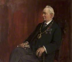 John D. Dixon, JP, Provost of Markinch (1896–1922)
