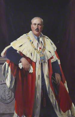W. Norman Boase (1870–1936), Provost of St Andrews (1927–1936)