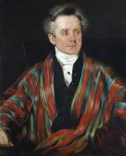 Reverend Ebenezer Henderson (1784–1858), DD