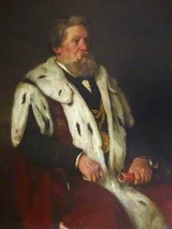 James Walls, Esq., Provost of Dunfermline (1877–1883 & 1891–1894)