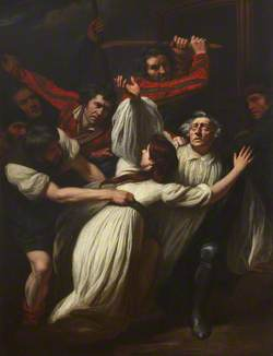 The Death of Archbishop Sharpe