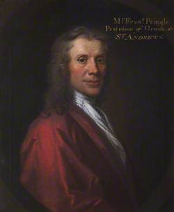 Francis Pringle, Professor of Greek at St Andrews