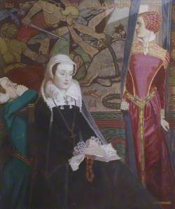 Mary, Queen of Scots (1542–1587), at Fotheringhay
