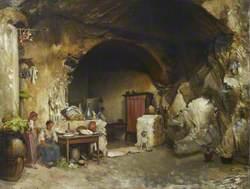 Roman Huckster's Shop