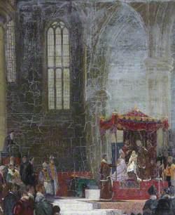 The Coronation of James VI