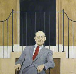 Sir Eric Ashby (1904–1992), Baron Ashby, Master (1958–1975)