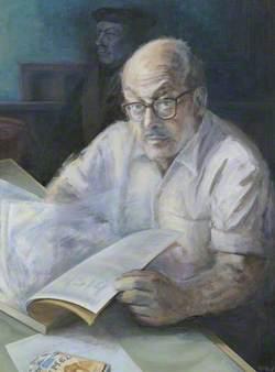 Sir Geoffrey Rudolph Elton (1921–1994), Tudor Historian, Fellow (1954–1994)