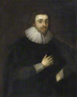 Nicholas Ferrar (1593–1637), Founder of a Devotional Community at Little Gidding, Huntingdonshire