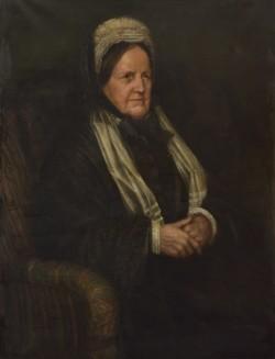 Emma Darwin, née Wedgwood (1808–1896)