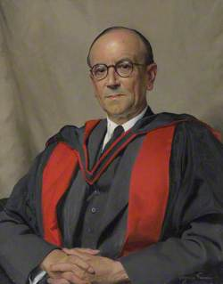 Sir James Chadwick, Master (1948–1958)