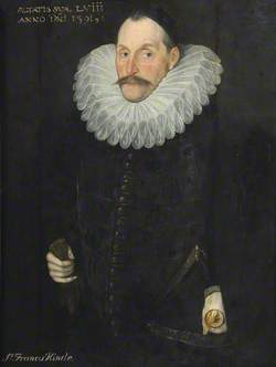 Sir Francis Hynde (d.1597)