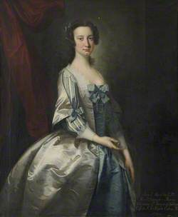 Anne Parsons, Daughter of Alderman Humphrey Parsons, Brewer and Lord Mayor of London