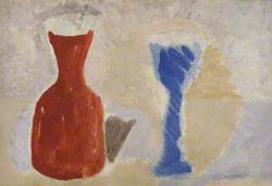 1925 (jar and goblet)