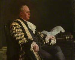 Sir John Gorell Barnes (1848–1913), Hon. Fellow