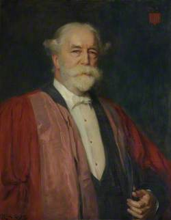 Sir Adolphus Ward, Master (1900–1924)