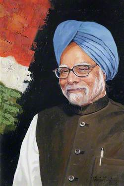 Manmohan Singh (b.1932), Alumnus of St John's College, Prime Minister of India