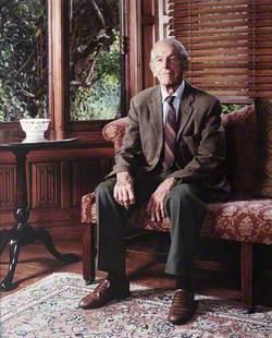 Dr Fred Sanger (b.1918), OM, CH, CBE, FRS