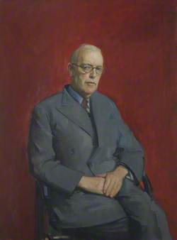 Sir James Mann Wordie (1889–1962), Master (1952–1959), Geologist, Member of Sir Ernest Shackleton's Weddell Sea Expedition