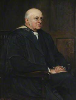 Henry Whitemead Moss (1841–1917), Headmaster of Shrewsbury School