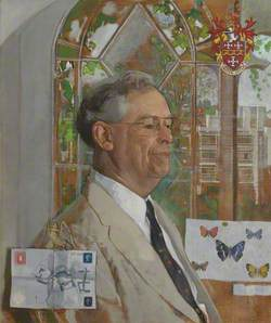 Sir Humphrey Cripps (1915–2000), Honorary Fellow (1966)