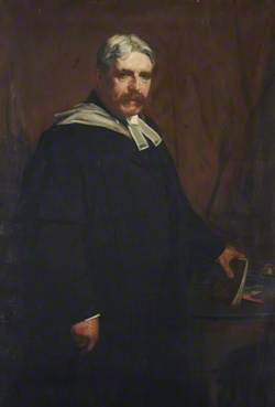 Sir Robert Forsyth Scott (1849–1933), Barrister, Master and Senior Bursar