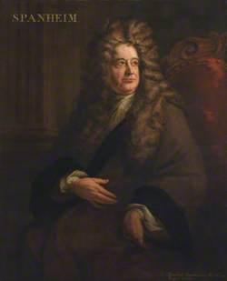 Ezechiel Spanheim (1629–1710), Numismatist, Philologian and Diplomat