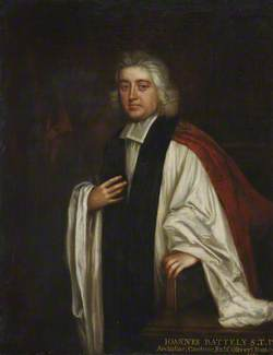 John Batteley (1647–1708), Fellow and Antiquary, STP, Archdeacon of Canterbury