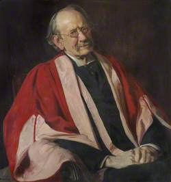 Joseph John Thomson (1856–1940), OM, Master (1918–1940), Physicist