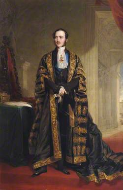 Prince Albert (1819–1861), Consort to Queen Victoria