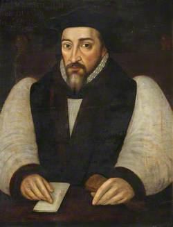 John Whitgift (1530?–1604), Master (1567–1577), Bishop of Worcester (1577–1583) and Archbishop of Canterbury (1583–1587)