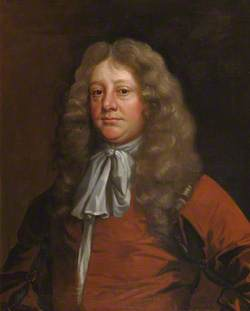 Portrait of an Unknown Man in a Wig