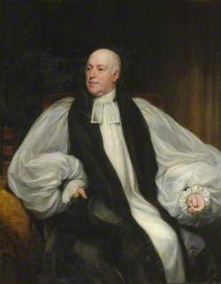 Joseph Allen (1770–1845), Fellow, Bishop of Bristol (1834–1836), Bishop of Ely (1836–1843)